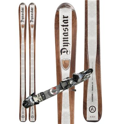Dynastar Legend Sultan 85 Skis + Marker Speedpoint 11.0 Demo Bindings - Used 2012