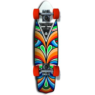 Element Beastman Swift Longboard Complete