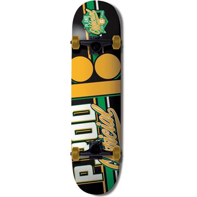 Plan B Paul Rodriguez Skewed Mini Skateboard Complete - Kid's