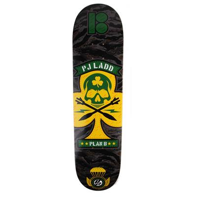 Plan B PJ Ladd BDU Series Skateboard Deck