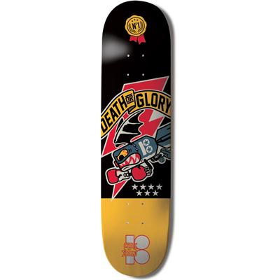 Plan B Team Bomb 8.0 Skateboard Deck