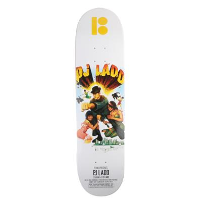 Plan B Ladd Action Flick 8.0 Skateboard Deck