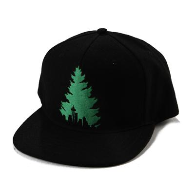 Casual Industrees Johnny Tree Snapback Hat