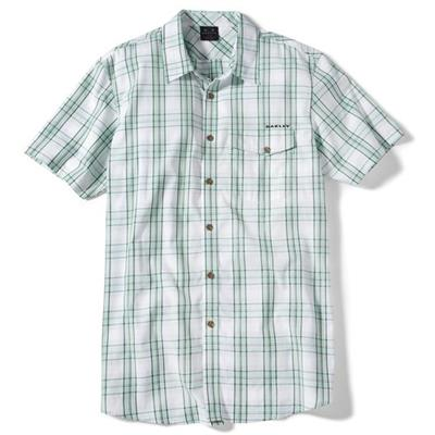 Oakley Transfused Short-Sleeve Button-Down Shirt