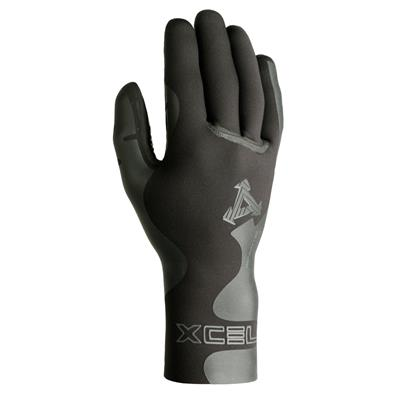 XCEL Infiniti 3 mm 5-Finger Gloves