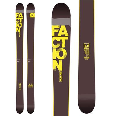 Faction Candide 3.0 Skis 2014