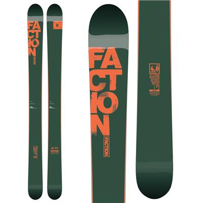 Faction Candide 4.0 Skis 2014