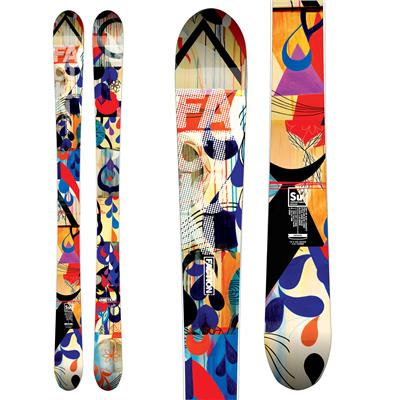 Faction Supertonic Skis - Women's 2014