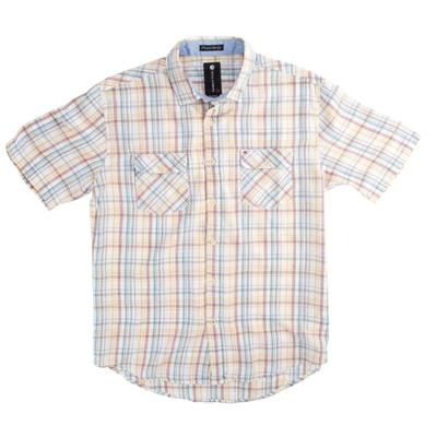 Billabong Washed Out Short-Sleeve Button-Down Shirt