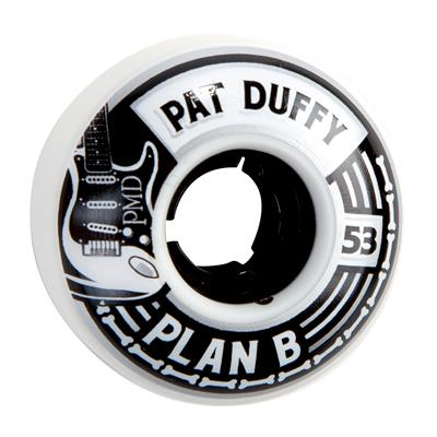 Plan B Pat Duffy Crest 2.0 101a Skateboard Wheels