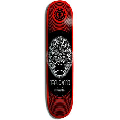 Element Appleyard Gorilla Imprint Skateboard Deck