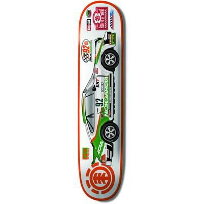 Element Garcia Whips 8.375 Skateboard Deck
