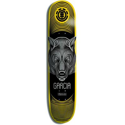 Element Garcia Wolf Imprint Skateboard Deck