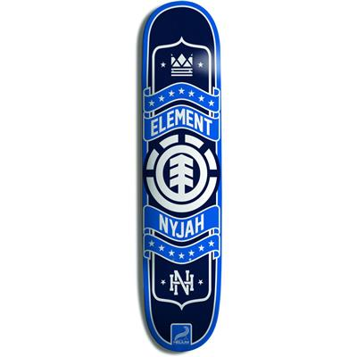 Element Nyjah Banner Skateboard Deck