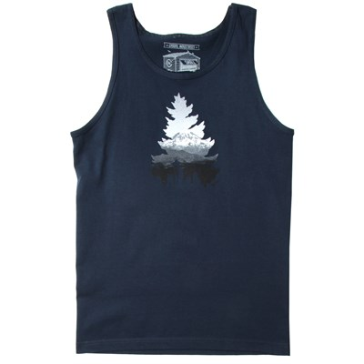 Casual Industrees Johnny Tree Rainier Tank Top