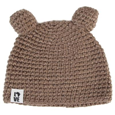 Krochet Kids the Teddy Beanie - Kid's
