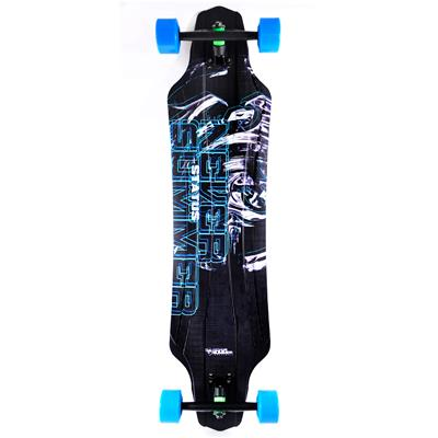 Never Summer Status Longboard Complete
