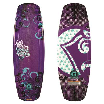 Liquid Force Star Grind Wakeboard - Girl's 2013