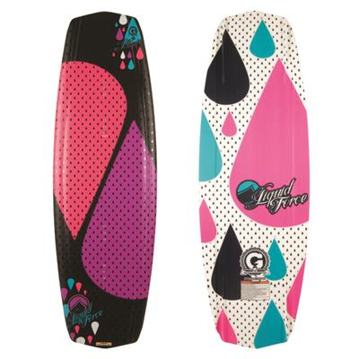 Liquid Force Jett Grind Wakeboard - Women's 2013