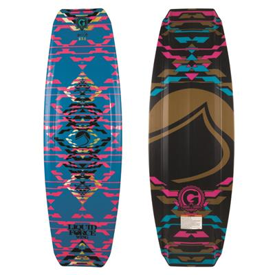 Liquid Force Wing Grind Wakeboard - Women's 2013