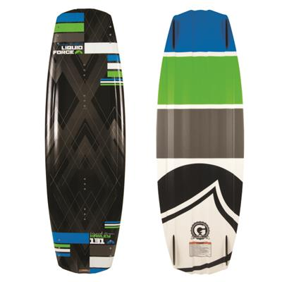 Liquid Force Harley Grind Wakeboard - Blem 2013