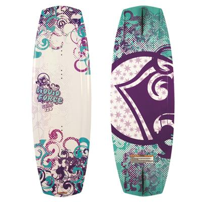 Liquid Force Star Wakeboard - Blem - Girl's 2013