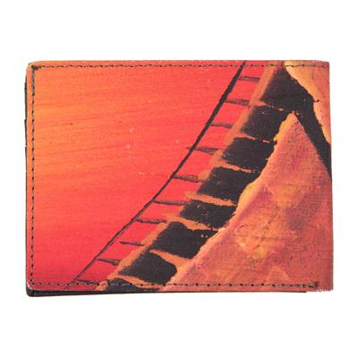 Spacecraft Bob Ross Wallet