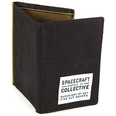 Spacecraft Tarp Wallet