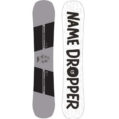 Burton Name Dropper Snowboard 2014