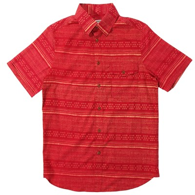 Altamont Fielder Short-Sleeve Button-Down Shirt