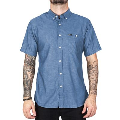 Brixton Central Short-Sleeve Button-Down Shirt