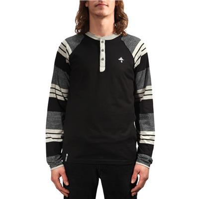 LRG Core Collection Henley Long-Sleeve Top