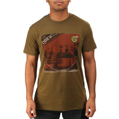 Obey Clothing In Concert T-Shirt