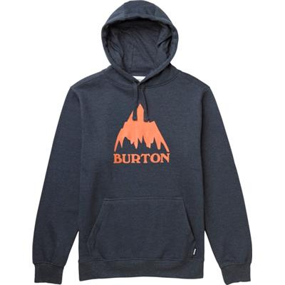 Burton Mountain Logo Recycled Pullover Hoodie