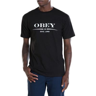 Obey Clothing Au Courant T-Shirt