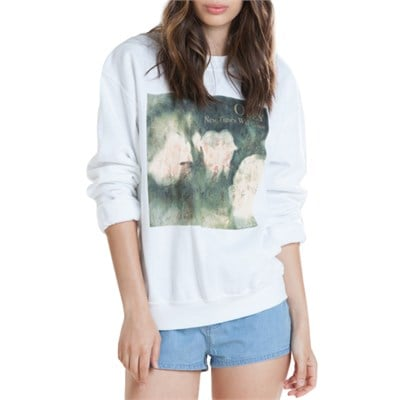 Obey Clothing New Times Will Come Fleece - Women's
