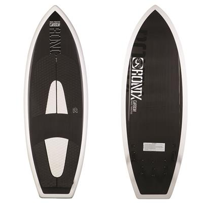 Ronix Parks Carbon Thruster Wakesurf Board 2014