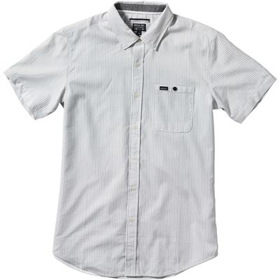 RVCA Lago Short-Sleeve Button-Down Shirt