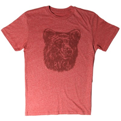 RVCA Grizzly T-Shirt