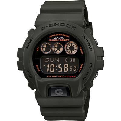 G-Shock 6900 Solar Military Series Watch