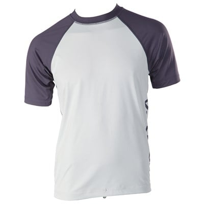 Volcom Colorblock Short-Sleeve Rashguard 2014