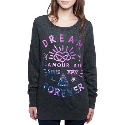 Glamour Kills Infinite Dreamer Speckled Fleece - Women's