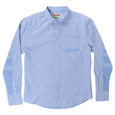 slvdr Churchs Long-Sleeve Button-Down Shirt