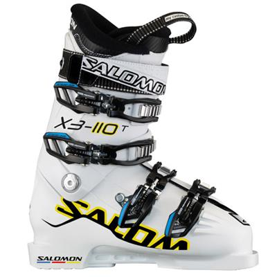 Salomon X3 110 T Ski Boots - Kid's 2013