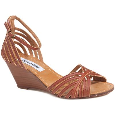 Steve Madden Lexii Wedge Sandals - Women's