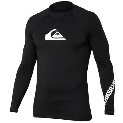 Quiksilver All Time Long-Sleeve Rashguard 2014