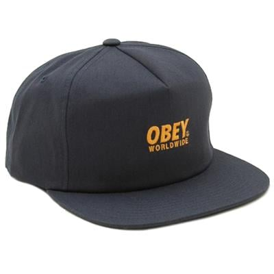 Obey Clothing Portland Snapback Hat