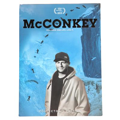 Matchstick Productions McConkey DVD