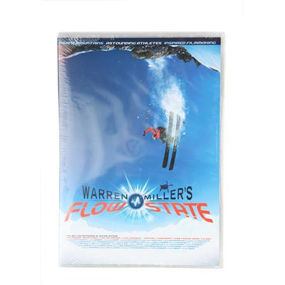 Warren Miller Flow State DVD