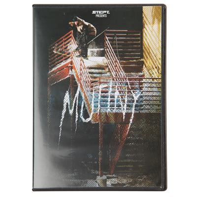 Stept Productions Mutiny DVD
